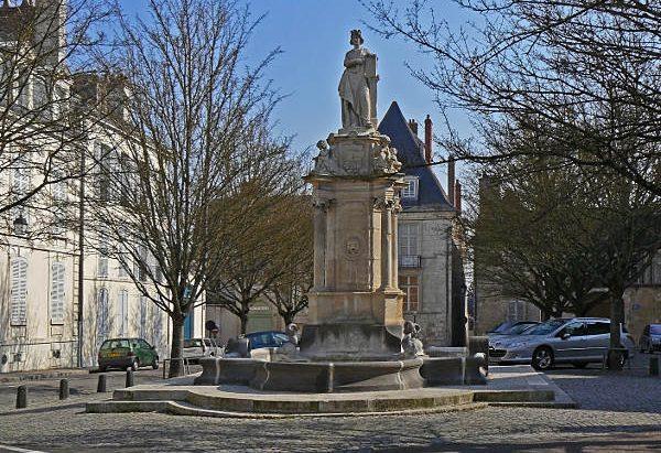 La Fontaine Georges Sand