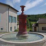 La Fontaine rue de l'Oppidum