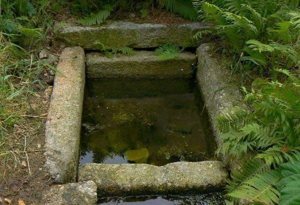 La Fontaine Sainte-Anne de la Fougeraie