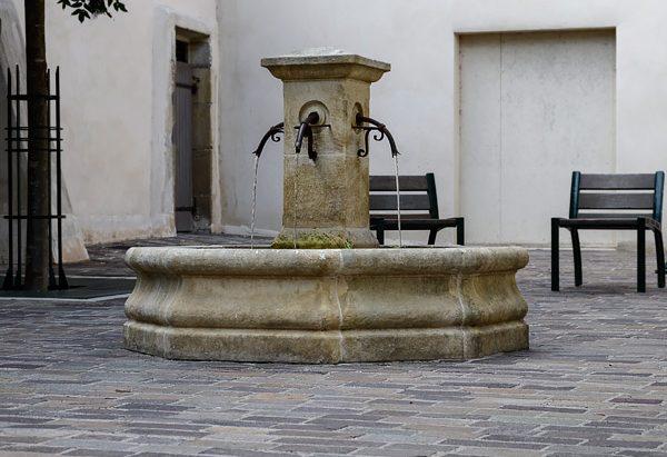 La Fontaine Square Gustave Flaubert