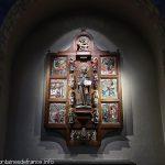 Le Retable de Saint-Benoît de Nursie