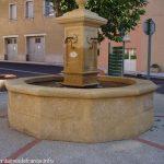 La Fontaine route de Cucugnan