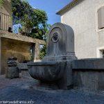 La Fontaine rue Porte Major
