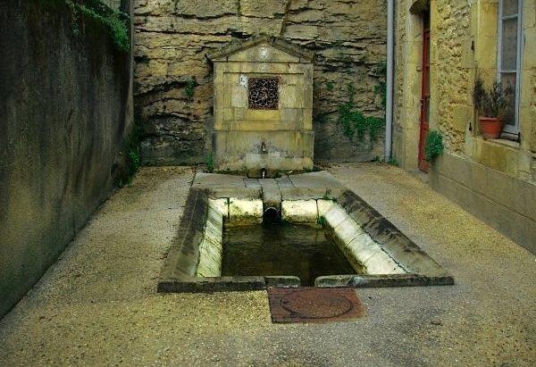 La Fontaine Lavoir de Bombareau
