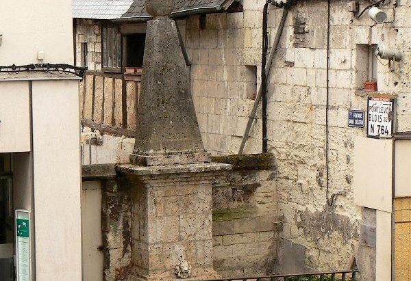 La Fontaine dite Saint-Cellerin