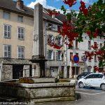 La Fontaine Place Max Claudet