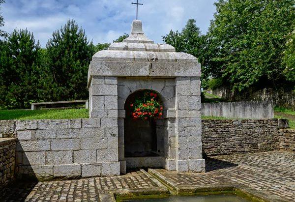 La Fontaine Saint-Thiébaud ou Fontenotte