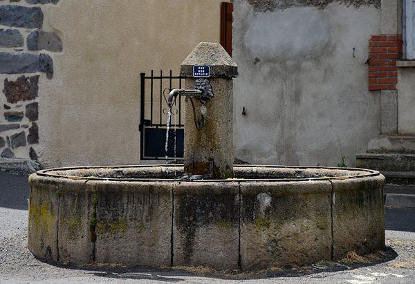 La Fontaine Place de l'Olme