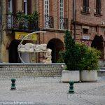 La Fontaine Place Gambetta