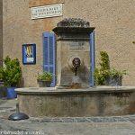 La Fontaine de La Cordière