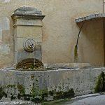 La Fontaine rue H.Sarret