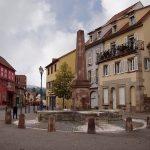 La Fontaine Place du Gal De Gaulle