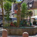 La Fontaine rue de Houppach
