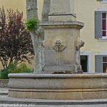 La Fontaine du Portail du Rieu