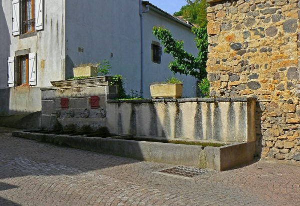 La Fontaine rue de la Vieille Fontaine
