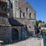 La Fontaine St-André ou St-Nicolas