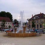 La Fontaine Place de la Résistance