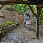 La Fontaine vue du Lavoir