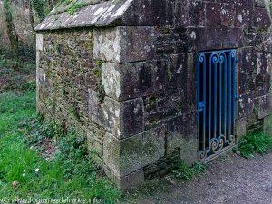 La Fontaine de l'Abbaye St-Maurice