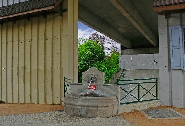 La Fontaine Avenue Jean Jaurès