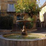 La Fontaine rue Gambetta