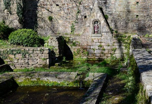 La Fontaine Saint-Conogan