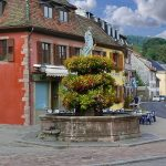 La Fontaine Place Foch