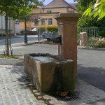 La Fontaine Place J-C Arenes
