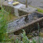 La Fontaine et le Lavoir de Lascaux