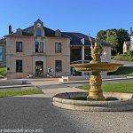 La Fontaine Allée des Tilleuls