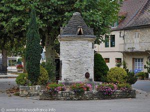 La Fontaine de la Place