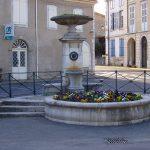 La Fontaine de la Place Royale
