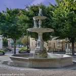 La Fontaine Place Fournier