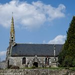 L'église Saint-Maudé