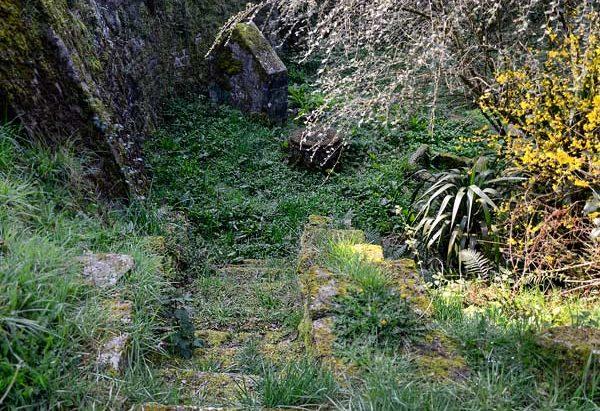 Les Fontaines de la Chapelle Saint-Hervezen