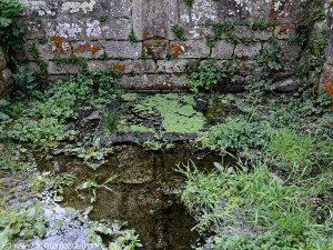 La Fontaine de la chapelle de Locmeltro