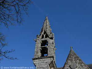 Le Clocher de la Chapelle Saint-Urlo