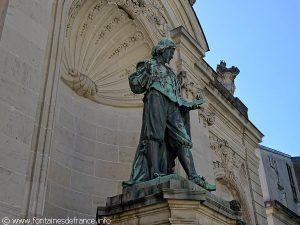 La Fontaine Vaudémont Jacques Callot
