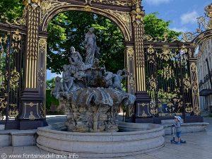 La Fontaine Amphitrite