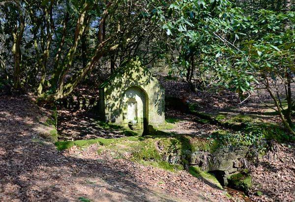 La Fontaine de la Chapelle de la Trinité