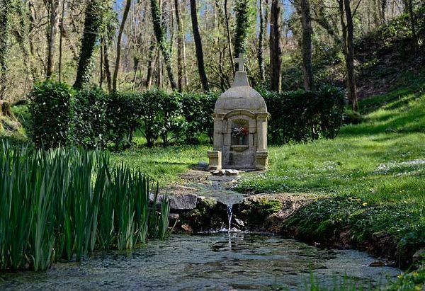 La Fontaine Sainte-Anne du Scorff