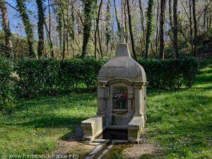 La Fontaine Ste-Anne du Scorff