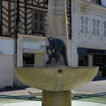 La Fontaine Cadet Roussel