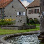 La Fontaine Ronde du Petit Chambois