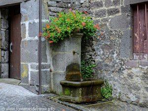 La Fontaine du Quartier Saint-Jean