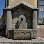 La Fontaine Place de la Collégiale
