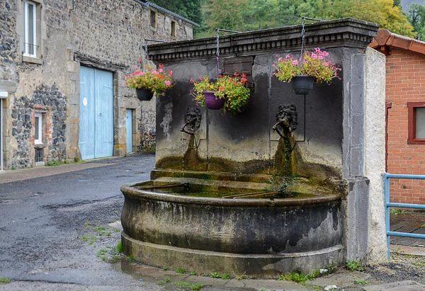 La Fontaine rue des Commerces