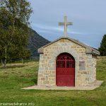 La Fontaine et Chapelle St-Aubin de Manson