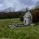 La Fontaine Sainte-Anne de Langavry