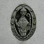 Médaillon représentant St-Aignan